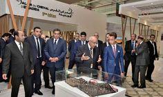SAR le Prince Héritier Moulay El Hassan préside la cérémonie d'ouverture de la 9ème édition du Salon du cheval - LE MATiN