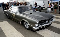 """Mark Todd 1965 """"Project GTO"""" 580ci Aluminum Donovan Big Block With Twin 88mm Turbo's Photo By - Mark Skinner"""
