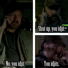 24 Signs You're Actually Bobby Singer From Supernatural Supernatural Signs, Supernatural Bloopers, Supernatural Tumblr, Supernatural Tattoo, Supernatural Imagines, Supernatural Wallpaper, Bobby Singer Quotes, Sherlock Quotes, Sherlock John