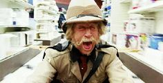Discover & share this Jumanji GIF with everyone you know. GIPHY is how you search, share, discover, and create GIFs. Funny Movie Scenes, Funny Movies, Jumanji 1995, Welcome To The Jungle, Playbuzz, Movie List, Movies Showing, New Hair, Bff