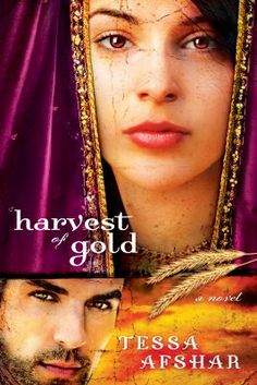 """Harvest of Gold"" by Tessa Afshar was the 2014 Christy Award winner in Historical Romance."