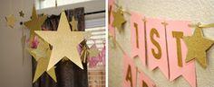 Twinkle, Twinkle, Little Star Themed Party