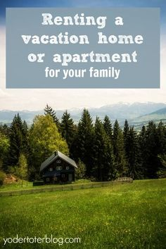 Renting an apartment or vacation home for your family does not have to be a complicated process. Here are three places to look for rental homes. First Apartment Tips, Breakfast Around The World, Buying Your First Home, Road Trip With Kids, Vacation Home Rentals, Great Hotel, Road Trip Usa, Travel Tips, Travel Destinations