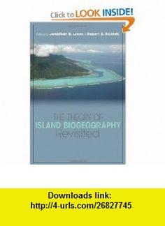 The Theory of Island Biogeography Revisited (9780691136530) Jonathan B. Losos, Robert E. Ricklefs , ISBN-10: 069113653X  , ISBN-13: 978-0691136530 ,  , tutorials , pdf , ebook , torrent , downloads , rapidshare , filesonic , hotfile , megaupload , fileserve