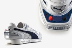 new style c554d b5b06 The Company has re-launched its Puma RS-Computer shoe with the familiar  colors and heel hump, but with methodically modern fitness tracking  technology.