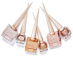 Christian Louboutin Metalinude Makeup Collection Summer 2017