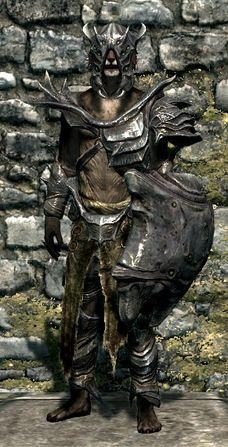 Skyrim-falmor armor