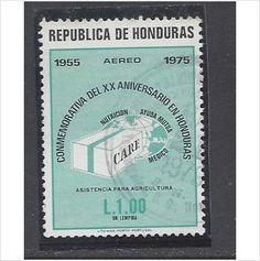Honduras 1976 SG883 1L blue and black (Ref.0190) on eBid United Kingdom