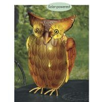 Solar Garden Owl - Great Father's Day Gift! PP http://www.amazon.com/dp/B00Z5DDRZ2/ref=cm_sw_r_pi_dp_eJNDvb0DZMQWN