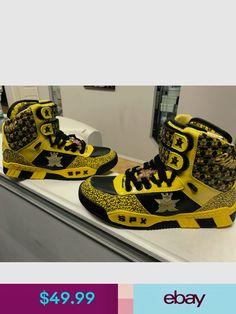 b59fa2031f9f SPX Footwear Athletic Clothing