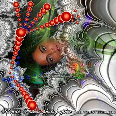 Digital Photomanipulation With Fractals  My Images Do Not Belong To The Public Domain - All images are copyright by silvano franzi ©all rights reserved©  Thank for courtesy of Mrs. Leandra D'Andrea