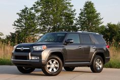 The 2012 Toyota 4Runner in N Charlotte is a great option for busy families who need comfort and efficiency during the week, but like to get out of town and off road on the weekends! Check it out today at Toyota of N Charlotte!     http://blog.toyotaofnorthcharlotte.com/2012/find-the-perfect-family-friendly-suv-at-toyota-of-n-charlotte/