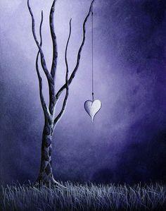 Purple Love By Shawna Erback