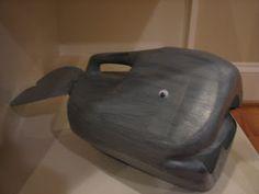Whale for an ocean unit
