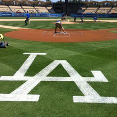 3. Dodger Stadium - check; many a Braves games were watched here during college.  Love it!