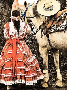 Image detail for -Kim Robbins Photography – Escaramuzas & Vaqueros