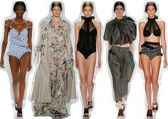 ZIMMERMANN Color Frambuesa: New York Fashion Week: day 2