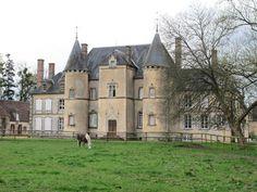 Chateau La Grande Noë Normandy