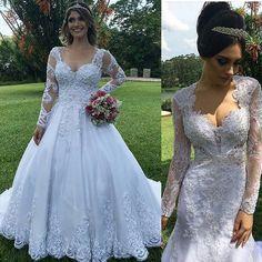 E aí noivinhas, qual é seu estilo?Dresses @maylysakowski #maylysakowski #itgirlsbrazil #noiva #noivas #voucasar #batalhadelooks #vestido #vestidos #casamento #wedding #dress #inspiração #inspiration #bride #bridal #princesa #noivadodia #bridesmaids #follow #love #linda #lavemanoivinha #casandoembh #afternoon #boatarde 💓