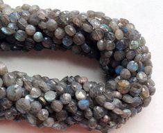 WHOLESALE 5 Strands Labradorite Beads Labradorite by gemsforjewels