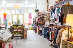 Wallfloweris a vintage boutique in San Francisco's Mission District specializing in clothing, home decor and other treasures for the modern babe. We are located at 1176 Valencia street.