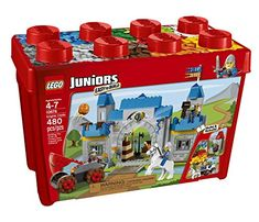LEGO Juniors Knights' Castle 10676 Building Set LEGO http://www.amazon.com/dp/B00J4S44DS/ref=cm_sw_r_pi_dp_WRHFub1Z05S2V