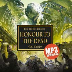 El Descanso del Escriba: Honour to the Dead,de Gav Thorpe:Una reseña