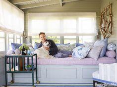 The Airy Sunroom of Million Dollar Decorators' Jeffrey Alan Marks
