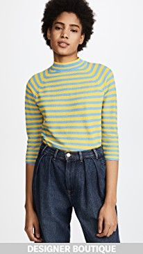 New Marc Jacobs Mock Neck Sweater online. Perfect on the ATM Anthony Thomas Melillo Clothing from top store. Sku jiwm95685jpyq13336
