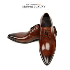 a1d40d4d4462 GRIMENTIN Italian Fashion Designer Formal Genuine Leather Dress Shoes For  Men. Men s Wedding ...