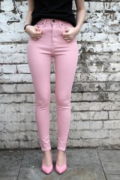 Colors | Pink & Gray by louisa