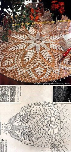 Breathtaking Crochet So You Can Comprehend Patterns Ideas. Stupefying Crochet So You Can Comprehend Patterns Ideas. Filet Crochet, Crochet Chart, Thread Crochet, Crochet Stitches, Free Crochet Doily Patterns, Crochet Motif, Crochet Designs, Lace Patterns, Crochet Table Runner