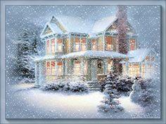 Christmas House .
