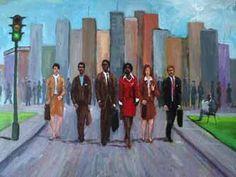 T Ellis Fine Art  - The Road to Success, $30.00 (http://www.tellisfineart.com/the-road-to-success/)