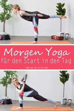 Yoga in the morning to be awake: 11 exercises for more energy. Morning yoga is not easy, especially for beginners to get up early. It is easiest if you start your morning yoga in bed and do the more d Yoga Régénérateur, Yoga Ashtanga, Yoga Beginners, Yoga Inspiration, Esprit Yoga, Yoga Shop, Hata Yoga, Fitness Del Yoga, Yoga Am Morgen