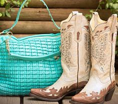 Boots and elegance go hand & hand