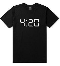 Kings Of NY 420 weed smoke marijuana high T-Shirt tshirt