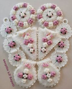 36 Fiber Knitting Patterns in Unique Beauty Crochet Flower Patterns, Baby Knitting Patterns, Crochet Baby Booties, Crochet Hats, Beauty Tips For Women, Face Shapes, Fall Crafts, Burlap Wreath, The Balm