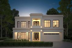 The Palladium 476 - Luxury house design - by Somerset Morgan