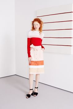 Jonathan Saunders Resort 2016 - Collection - Gallery - Style.com