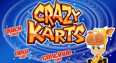 You can use all the crazy weapons to your advantage because you drive your kart to victory! Do what you can. Use arrow keys to drive, X to use bonus item and C to rear view. Enjoy it !!