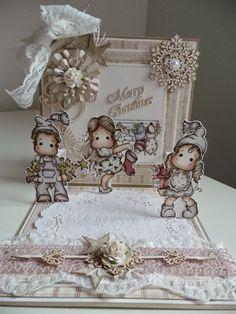 Carla's Creative Designs: Christmas Eve Tilda, Christmas Eve Edwin, The day ...