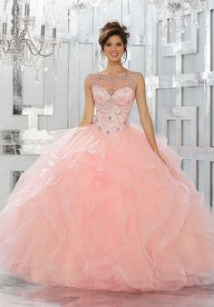 Mori Lee Collection Style #89141 #quinceaneradress #mis quince #quinceañera #vestidosdequince #quinceaneramall