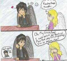 fang pictures for maximum ride   Maximum Ride   teenfictionbooks