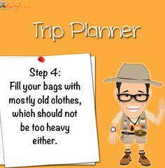 iXiGO Trip Planner Step 4.