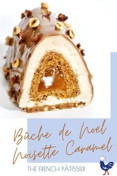 Easy No Bake Desserts, Fancy Desserts, Just Desserts, Thanksgiving Desserts, Christmas Desserts, Christmas Cakes, Patisserie Design, 3 Ingredient Desserts, Cake Roll Recipes