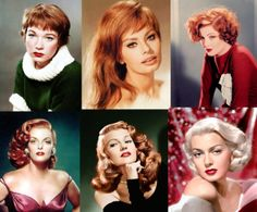 Though fashion keeps changing it does take inspiration from the past. Look out for some fashion comebacks, street style! 1950s Hairstyles, Modern Hairstyles, Vintage Hairstyles, Wedding Hairstyles, 1960s Hair, Vegas Dresses, Rockabilly Hair, Pin Curls, Hair Today