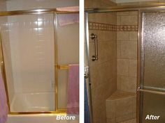 created bathroom renovations