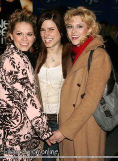 Haley And Brooke And Peyton