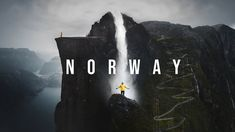 Travel Goals, Norway, Sunrise, The Creator, Road Trip, To Go, The Incredibles, Gas Stove, Tents